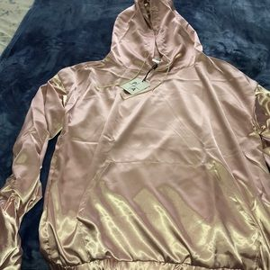 NWT Private Academy pullover hoodie